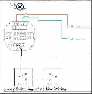 Leviton 3 Way Rotary Dimmer Switch Wiring Diagram