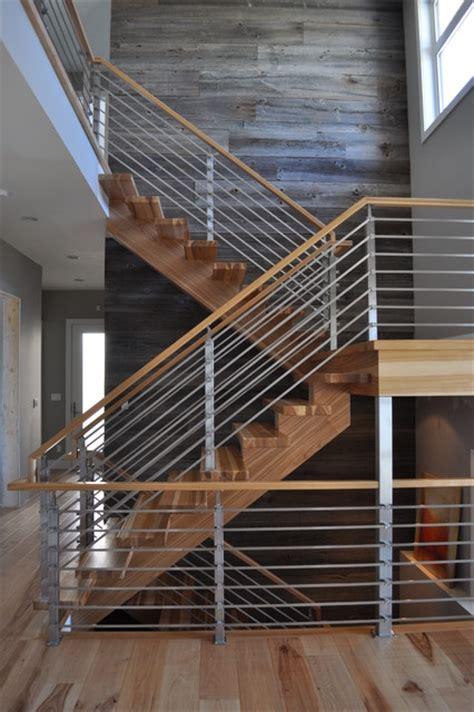 hickory  horizontal stainless  contemporary