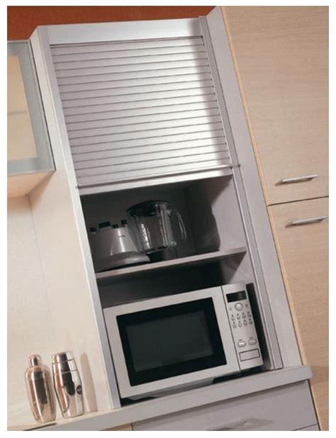 store meuble cuisine meuble de cuisine avec volet roulant en aluminium