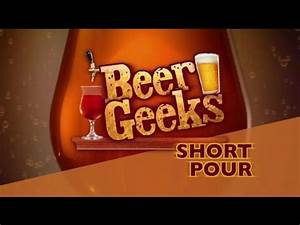 Short Pour - Malt Mania | Beer Geeks - Ora TV - YouTube