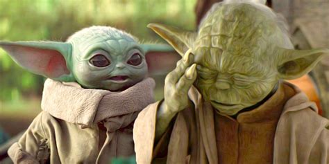 Baby Yoda Concept Art Revealed And It's Not Cute | Game Rant
