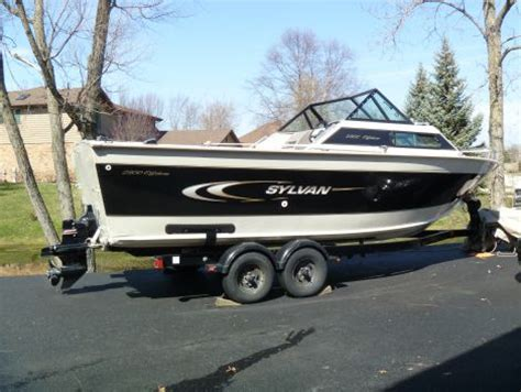 Sylvan Boats Top Speed by 2003 Sylvan 2003 Offshore Power Boat For Sale In Lemont Il