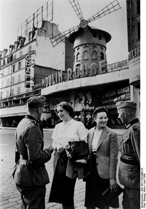 Life In Paris Under Nazi Occupation (may 1940august 1944