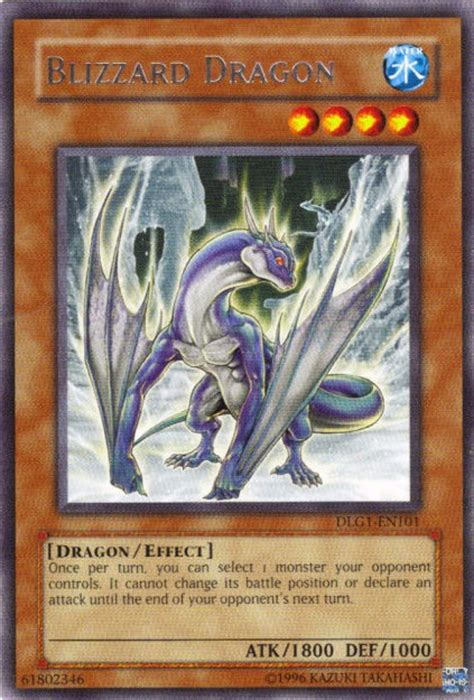 cardshark blizzard yugioh card for sale from of the yugioh cards