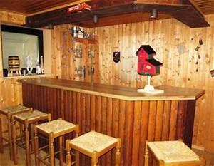 Kleine Bar Für Zuhause : theke im partykeller bauanleitung zum selber bauen ~ Bigdaddyawards.com Haus und Dekorationen