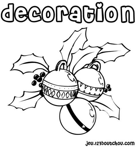 dessin deco noel imprimer coloriage noel les beaux dessins de f 234 tes 224 imprimer et colorier page 7