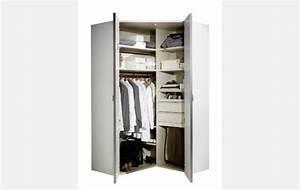 Petit Dressing D Angle : petit dressing d angle ~ Premium-room.com Idées de Décoration