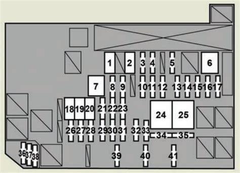 Lexus Hsh Fuse Box Diagram Auto Genius