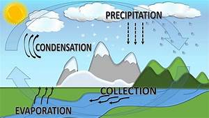 Water Cycle For Children With Song  Ciclo Del Agua En