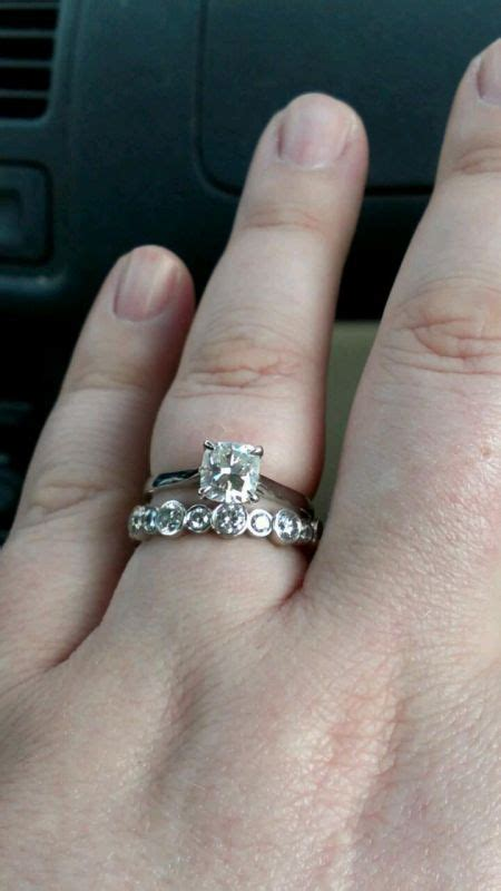 Engagement Ring Upgrade. Olive Leaf Engagement Rings. Mens Black Rings. Emerald Engagement Rings. Senior Rings. Six Engagement Rings. Black Vintage Wedding Wedding Rings. Full Wedding Rings. Tiny's Wedding Rings