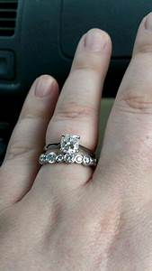upgrading diamond ring trade in wedding promise With trade in wedding ring
