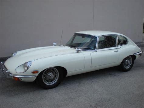 jaguar xke series ii  door coupe