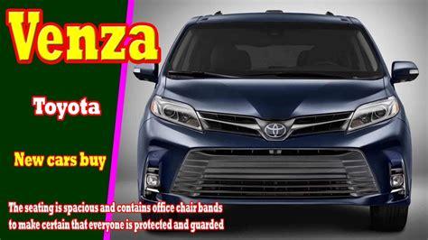2019 Toyota Venza  2019 Toyota Venza Canada  2019 Toyota