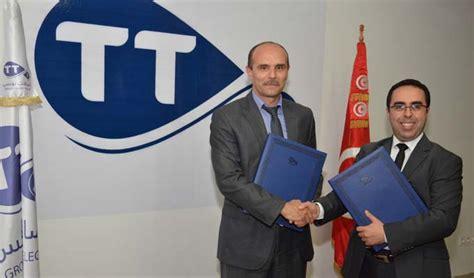tunisie telecom siege tunisie télécom et l 39 oaca renouvellent leur partenariat de