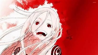 Shiro Deadman Wonderland Wallpapers Anime Background Deviantart