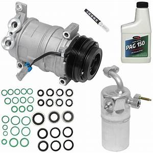 New A  C Compressor And Component Kit 1051804