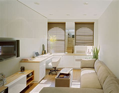 Small Studio Apartment Design In New York  Idesignarch