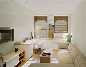 Small studio apartment design in new york idesignarch for Small new york apartments interior