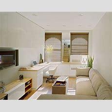 Small Studio Apartment Design In New York Idesignarch