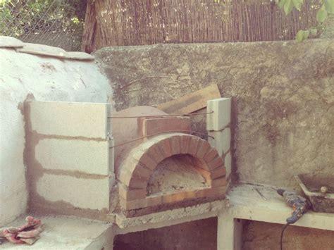 construire   pizza bois maison