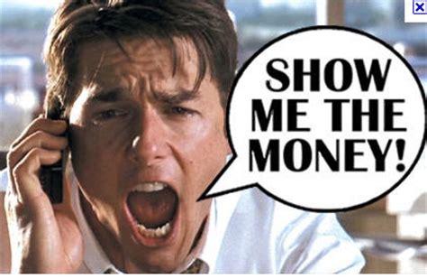 Show Me The Money Meme - saturn transiting 8th house show me the money starsmoonandsun