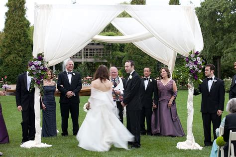 how much does a wedding cost at the chicago botanical gardens