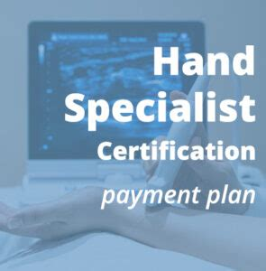 Hand Specialist Certification – Plan – American Academy of ...