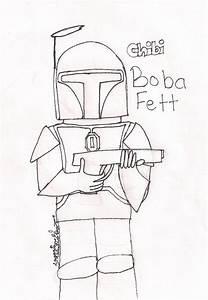 Boba Fett Helmet Coloring Pages - AZ Coloring Pages