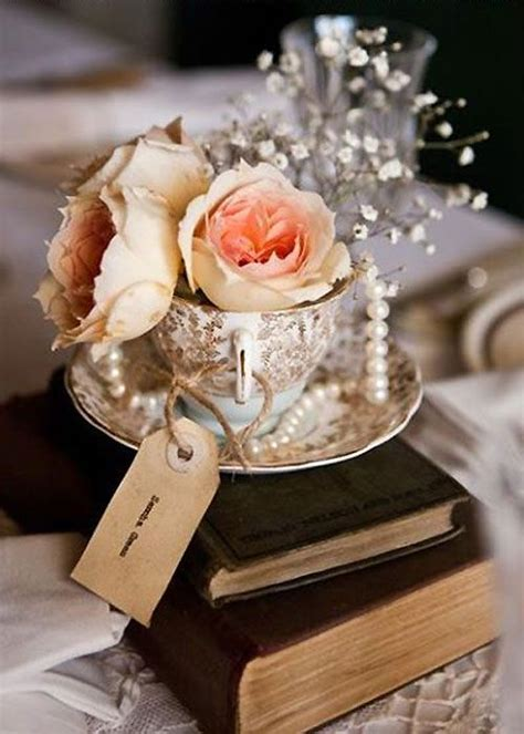 vintage weddings decorations ideas  pinterest