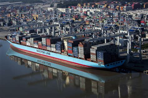 us east coast ports dig to reap the rewards from an