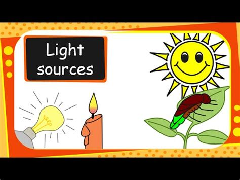 science sources  light basic english youtube