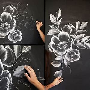 25+ Best Ideas about Chalkboard Wall Art on Pinterest ...
