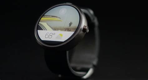 android wear smartwatch extends android to wearables introducing android wear