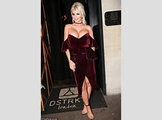 TOWIE's Chloe Sims upstages cousin Frankie Essex at her
