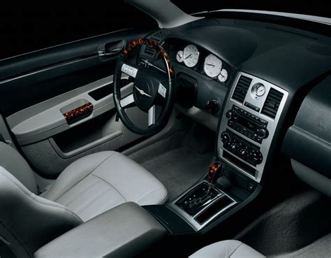 chrysler  interior picture pic image