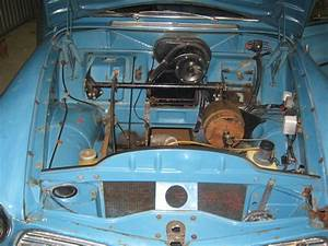 Restoration Volvo 122s 1969  Fitting New Brake Lines And