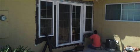 convert windows to sliding door h h huehl construction