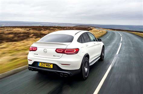 La c 43 amg est profondément imprégnée de l'esprit de performance d'amg, et ce, de son v6 biturbo de 385 ch à sa. Mercedes-AMG GLC 43 4MATIC Coupe 2020 UK review | Autocar