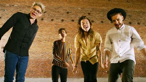 Watch One Direction Reflect On Their 'history' In New