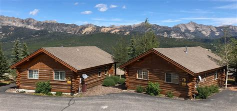 Big Sky Cabins by Cowboy Heaven Cabins For Sale In Big Sky Montana