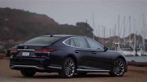 2018 Lexus Ls Interior Exterior And Drive Excellent Sedan