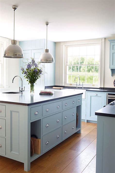 A coat of white paint can brighten up any space, while some people prefer the natural look of wood, and. How to Select Kitchen Cabinet Colors - AllstateLogHomes.com