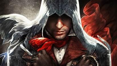 Unity Creed Assassin Wallpapers Arno Screed Dorian