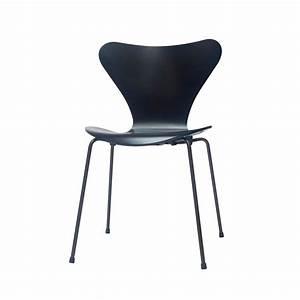 Stuhl Arne Jacobsen : 3107 stuhl von arne jacobsen f r fritz hansen bei pamono ~ Michelbontemps.com Haus und Dekorationen