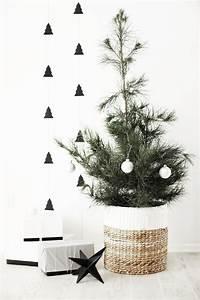 Diy, Christmas, Tree, Garland, A, Charlie, Brown, Tree, U2014, Kristi, Murphy