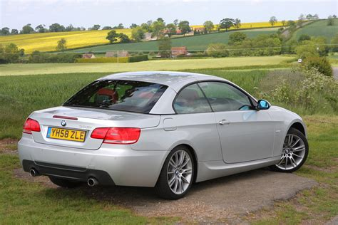Bmw Convertible 3 Series by Bmw 3 Series Convertible 2007 2013 Photos Parkers