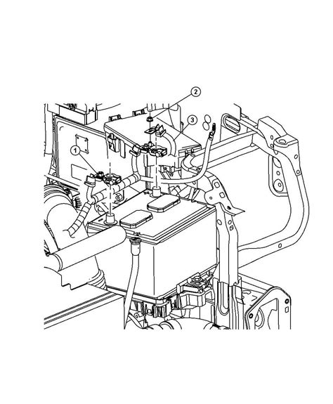 Jeep Battery Wiring Diagram 04801353aa jeep wiring battery battery feed battery