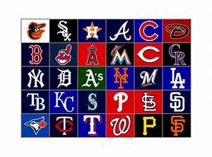Meaning Major League Baseball logo and symbol | history ...