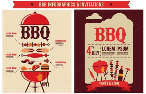 52+ BBQ Invitation Templates PSD Vector EPS AI Free