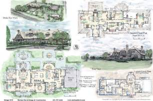 floor plans for a mansion country house floor plans modern house